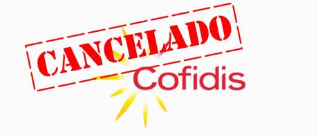 cancelar deuda cofidis